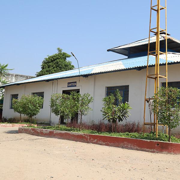 Canteen building