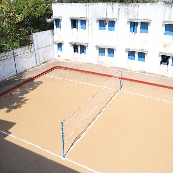 Vollyball court