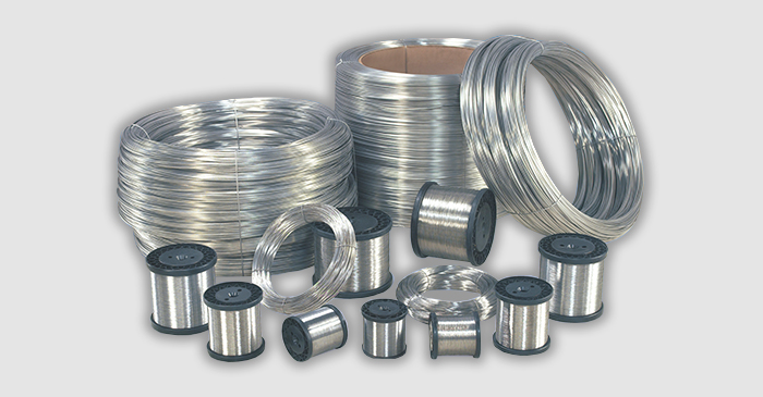 S S & High Nickel Alloy Wires