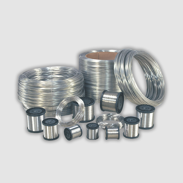 Stainless Steel & Nickel Alloy Wires