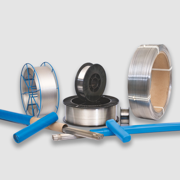 Stainless Steel & Nickel Alloy Welding Wires