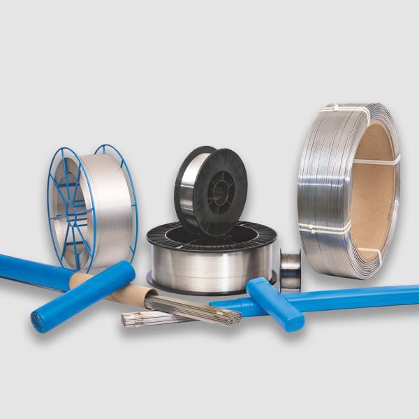 Stainless Steel & Nickel Alloy Welding Wires