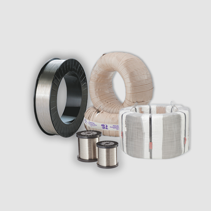 Stainless Steel & Nickel Alloy Wires For Springs